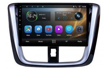 Radio GPS head unit Toyota Yaris sedan screen 10,2 Android TR3280