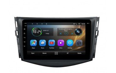 Radio GPS head unit Toyota RAV4 screen 10,2 Android TR3281