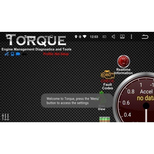 Mazda 2 navegador