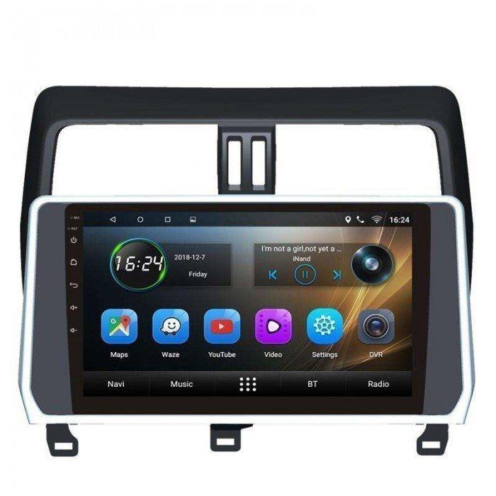 Radio GPS head unit Toyota Prado screen 10,2 Android TR3292