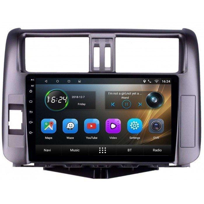 GPS Toyota Prado head unit