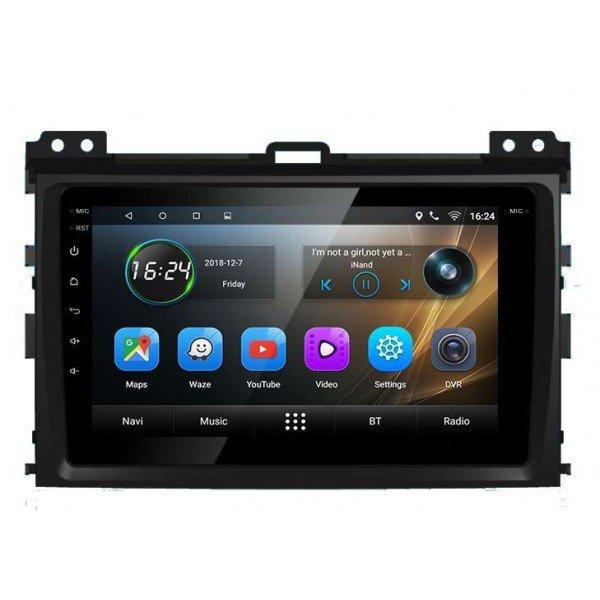 GPS Toyota Prado android