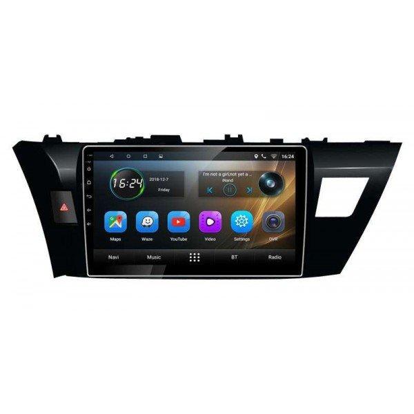 Toyota Corolla pantalla gps