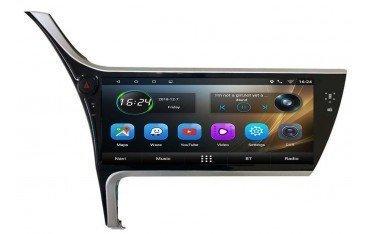 GPS Toyota Corolla screen 12