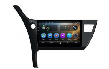 GPS Toyota Corolla screen 10