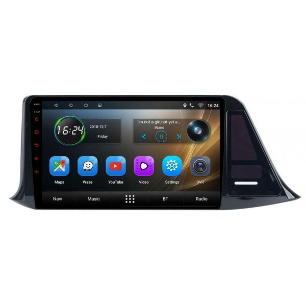 GPS Toyota C-HR head unit