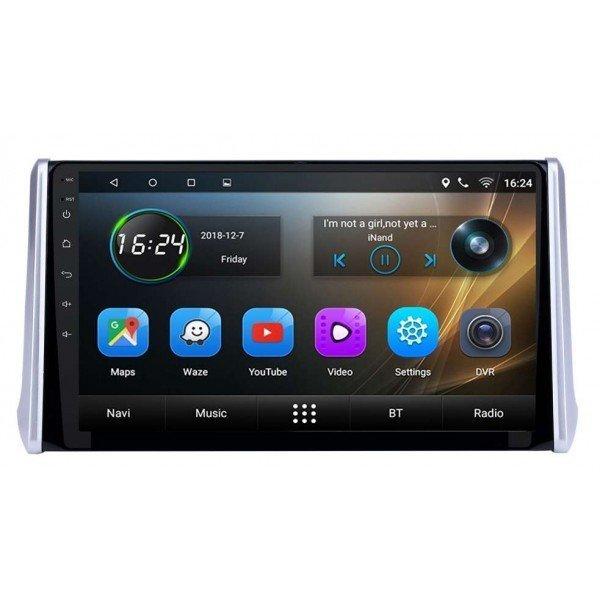 GPS Toyota RAV4 pantalla 10