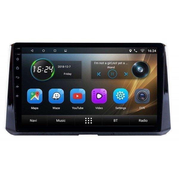 GPS Toyota Corolla pantalla 10