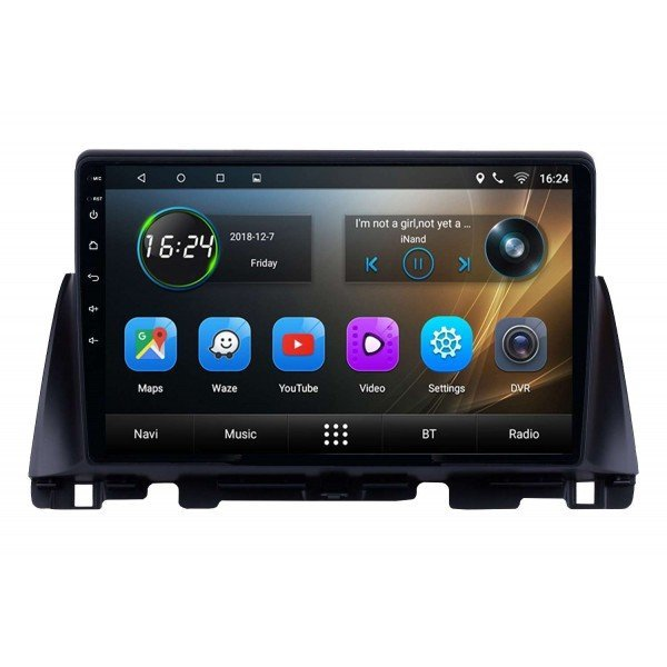 GPS KIA K5 screen 10