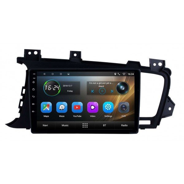 GPS KIA K5 pantalla 9