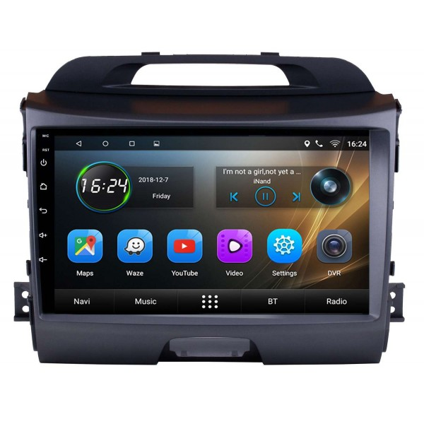 GPS KIA Sportage head unit