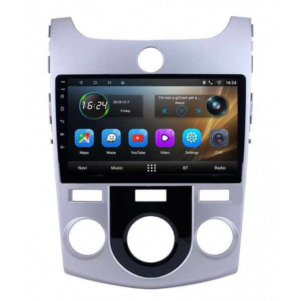 GPS KIA Forte air Manual