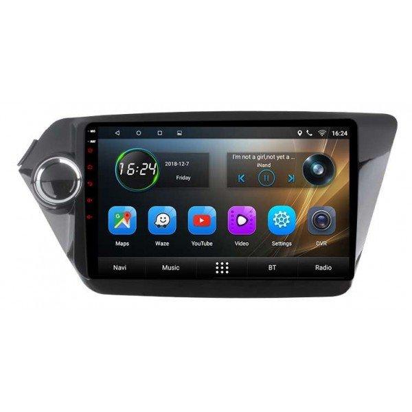 GPS KIA K2 screen  9