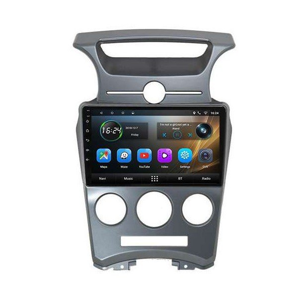 GPS Kia Carens screen 9