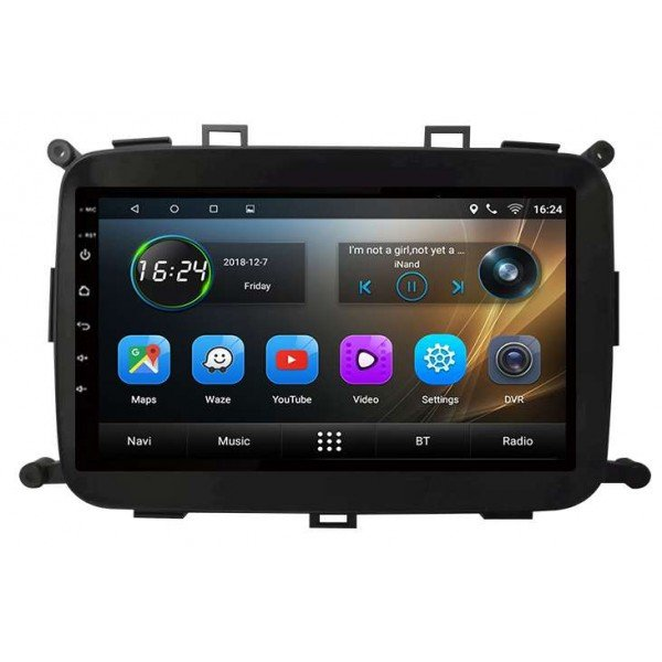 GPS Kia Carens head unit