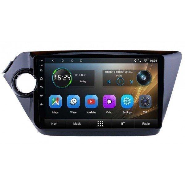 GPS KIA RIO pantalla 9