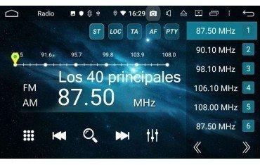 GPS KIA RIO screen 9