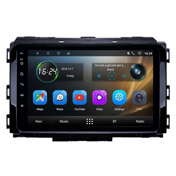 GPS KIA carnival screen 8