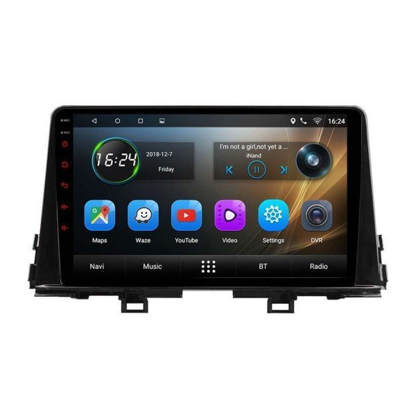 GPS KIA Picanto screen 9