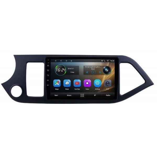 GPS KIA Picanto pantalla 9