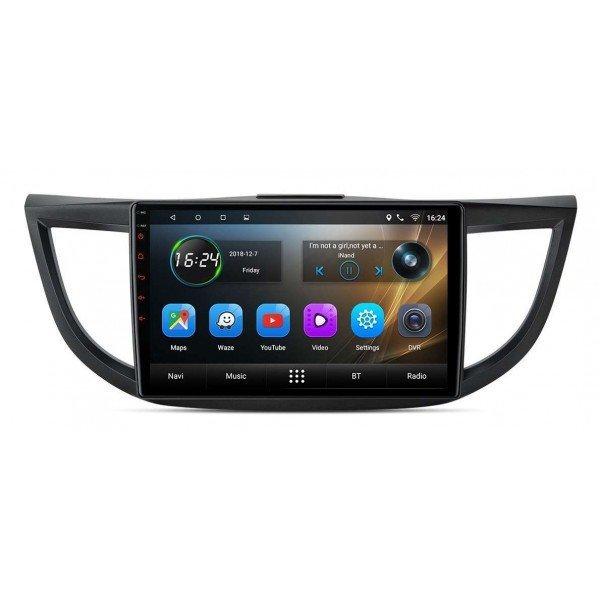 Radio navegador GPS Honda  CRV pantalla 10,2 Android TR3329