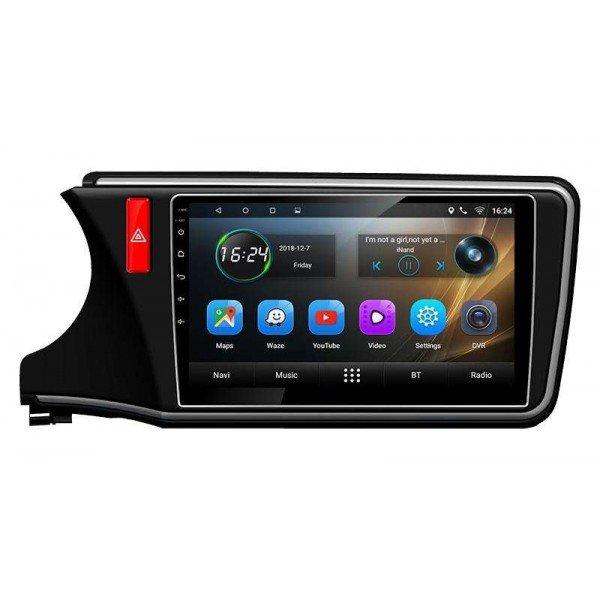 GPS Honda City pantalla 10