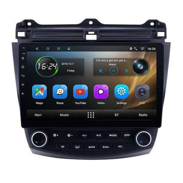 GPS Honda Accord pantalla 10