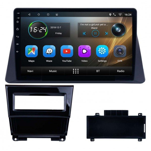 GPS Honda Accord head unit
