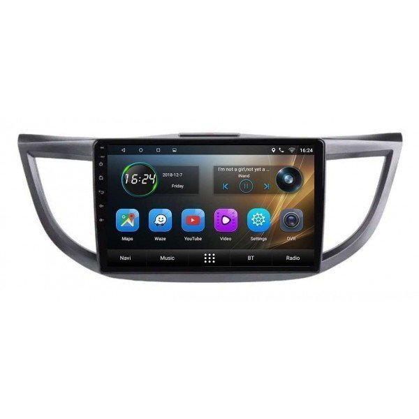 GPS Honda CVR pantalla 10