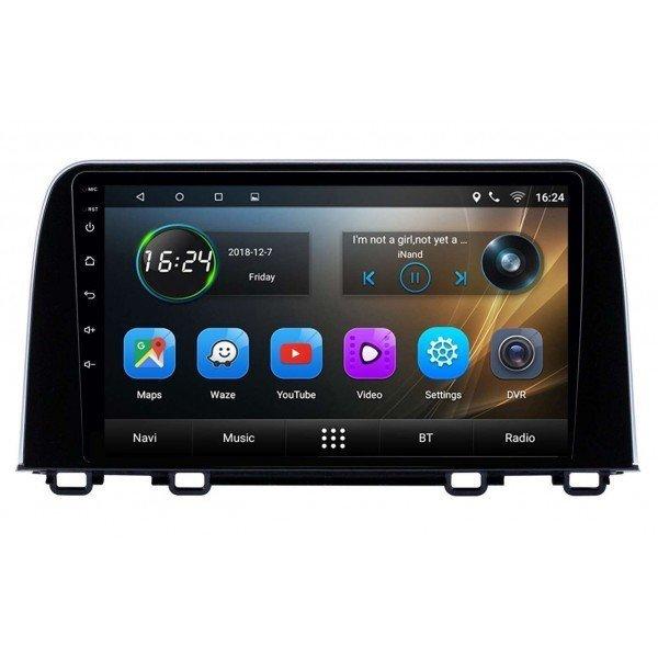 GPS Honda CRV screen 9