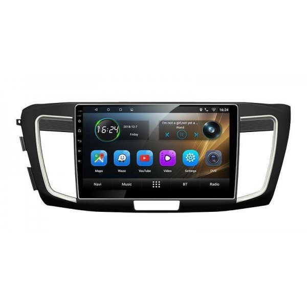 GPS Honda Accord pantalla 10