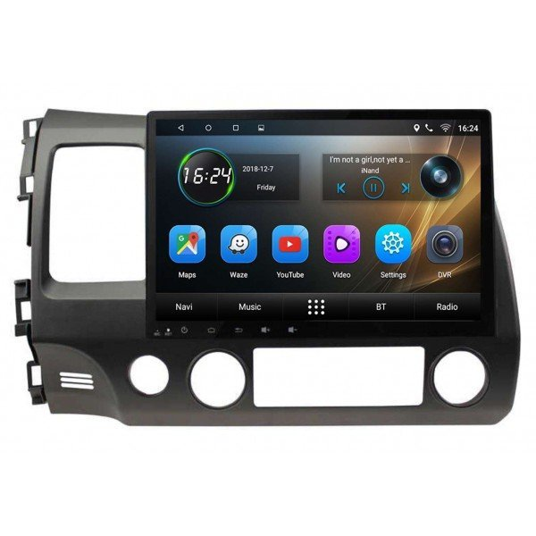 GPS Honda Civic screen 10