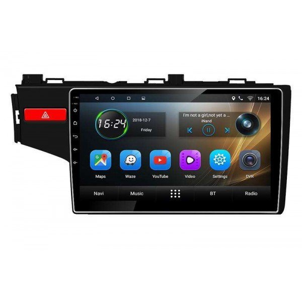 GPS Honda Fit / Jazz pantalla 10