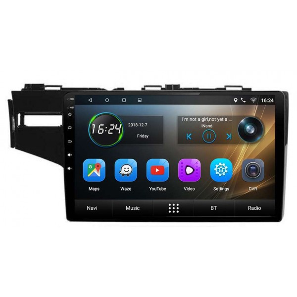 GPS Honda Fit / Jazz pantalla 9