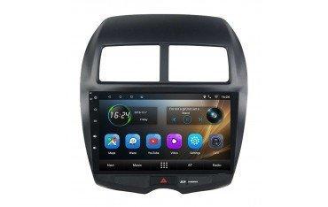 Radio navegador GPS Mitsubishi ASX pantalla 10,2 Android TR3346