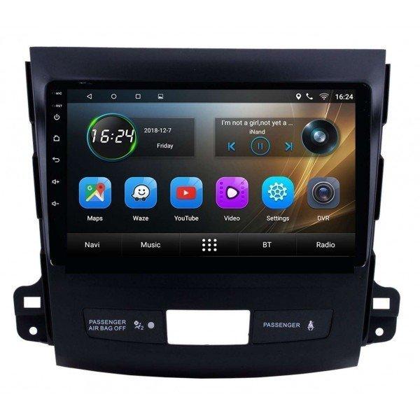 GPS Mitsubishi Outlander head unit