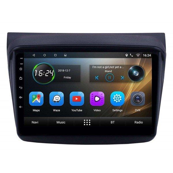 Radio GPS head unit Mitsubishi Montero Sport screen 9 Android TR3351