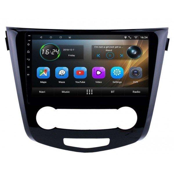 GPS Nissan Qashqai head unit 10,2