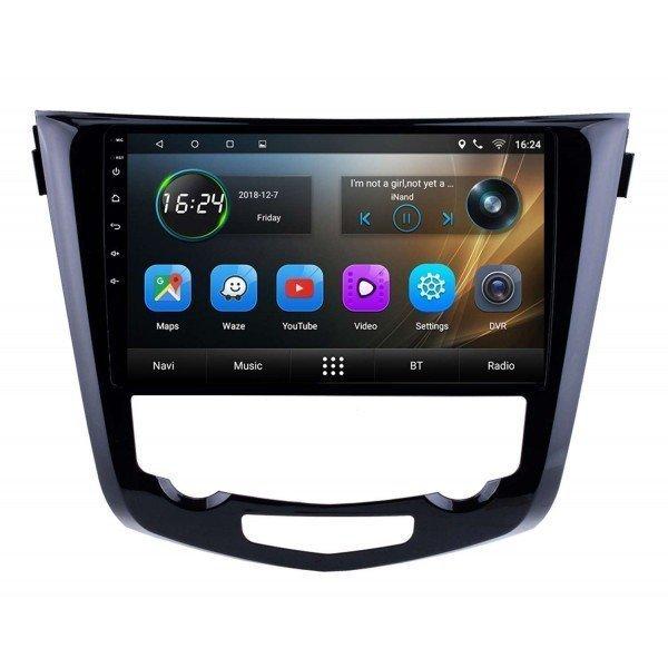 GPS Nissan X-trail screen 10