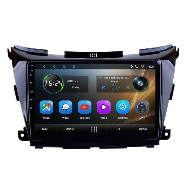 GPS Nissan Murano head unit