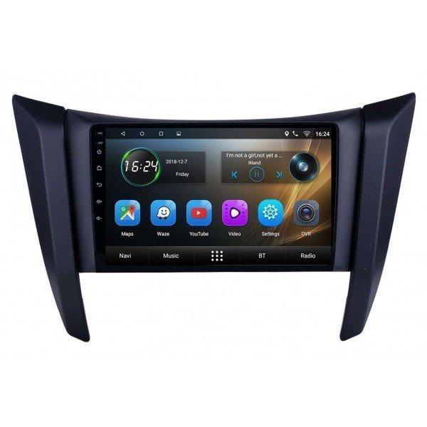 GPS Nissan Navara pantalla 9