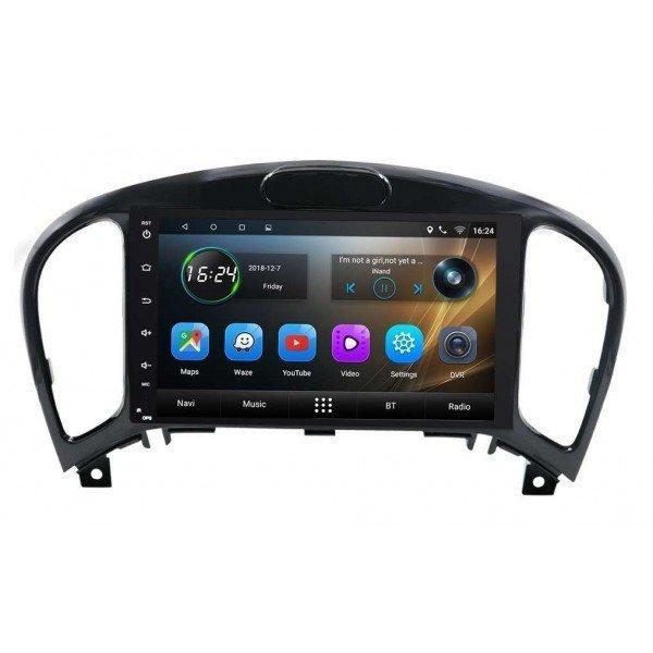GPS Nissan Juke head unit