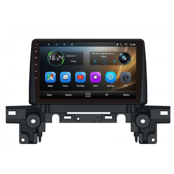 GPS Mazda CX-5 head unit