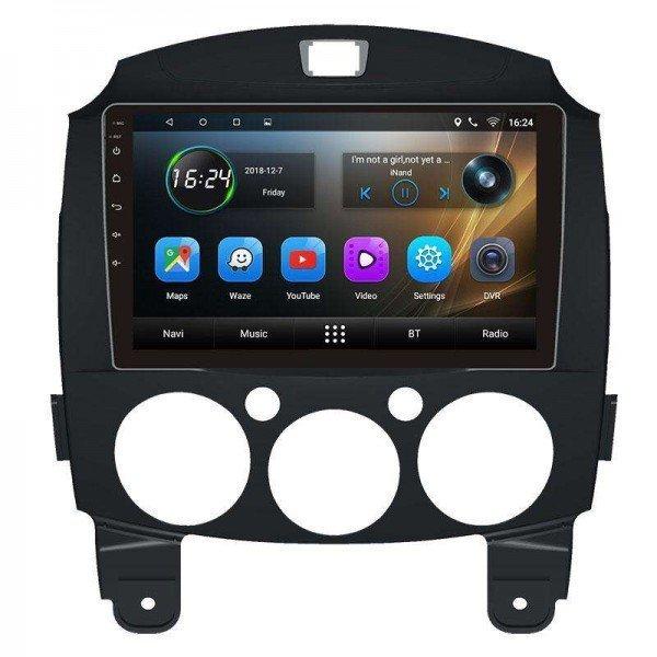 Radio navegador GPS Mazda 2 pantalla 9 Android TR3363