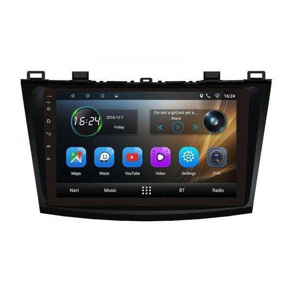Radio navegador GPS Mazda 3 pantalla 9 Android TR3364