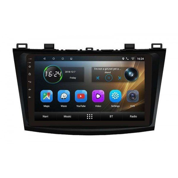 GPS Mazda 3 screen 9