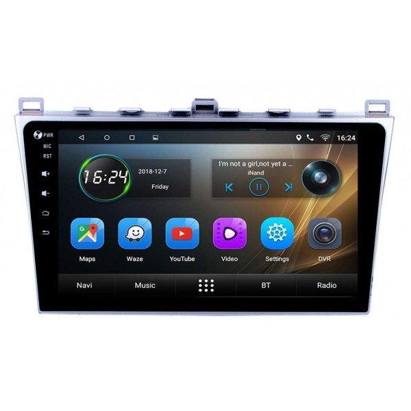 Radio navegador GPS Mazda 6 pantalla 10,2 Android TR3366