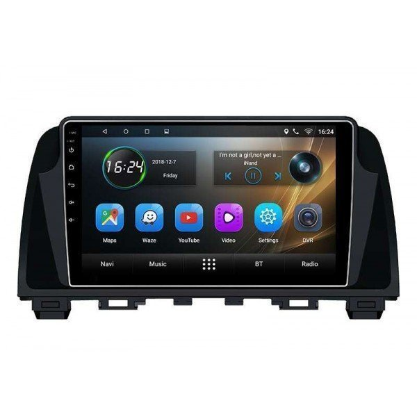 GPS Mazda 6 head unit