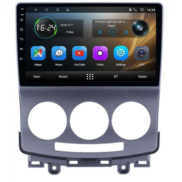 GPS Mazda 5 screen 9