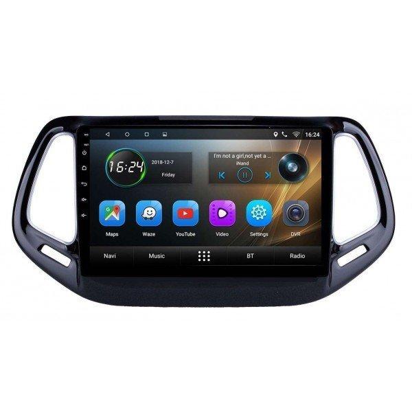 GPS Hyundai Elantra pantalla 10